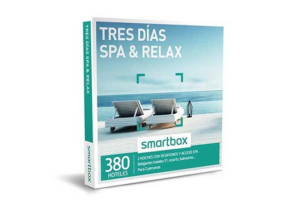 SMARTBOX 3 DÍAS SPA & RELAX