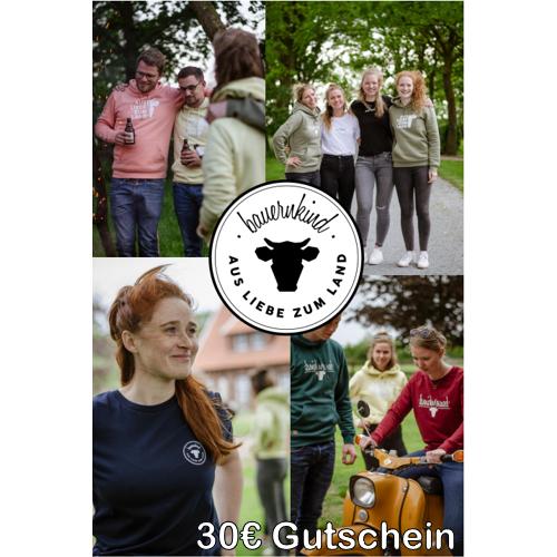Bauernkind Gutschein 30 €