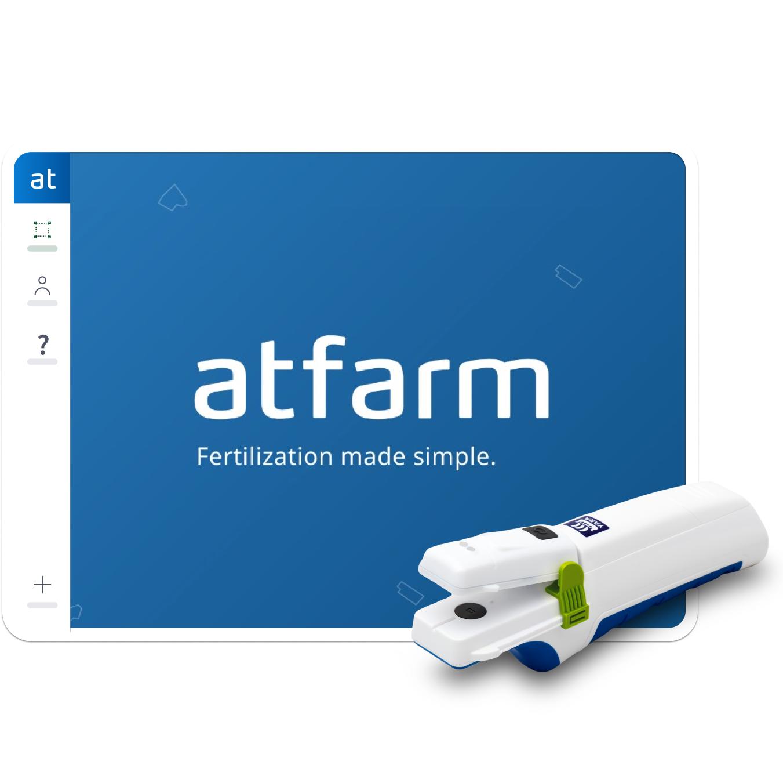 atfarm & N-TesterBT Lizenz für ein Jahr
