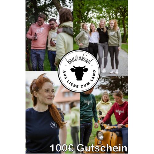 Bauernkind Gutschein 100 €