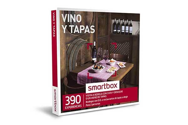 Smartbox Vino y Tapas